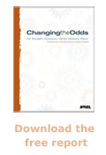 Change the Odds Report